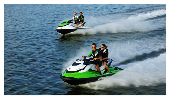 Metro Lakes waverunner rental